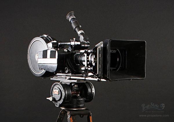 Ex Ilm Arriflex Bl 3 Camera No 35750 Prop Store