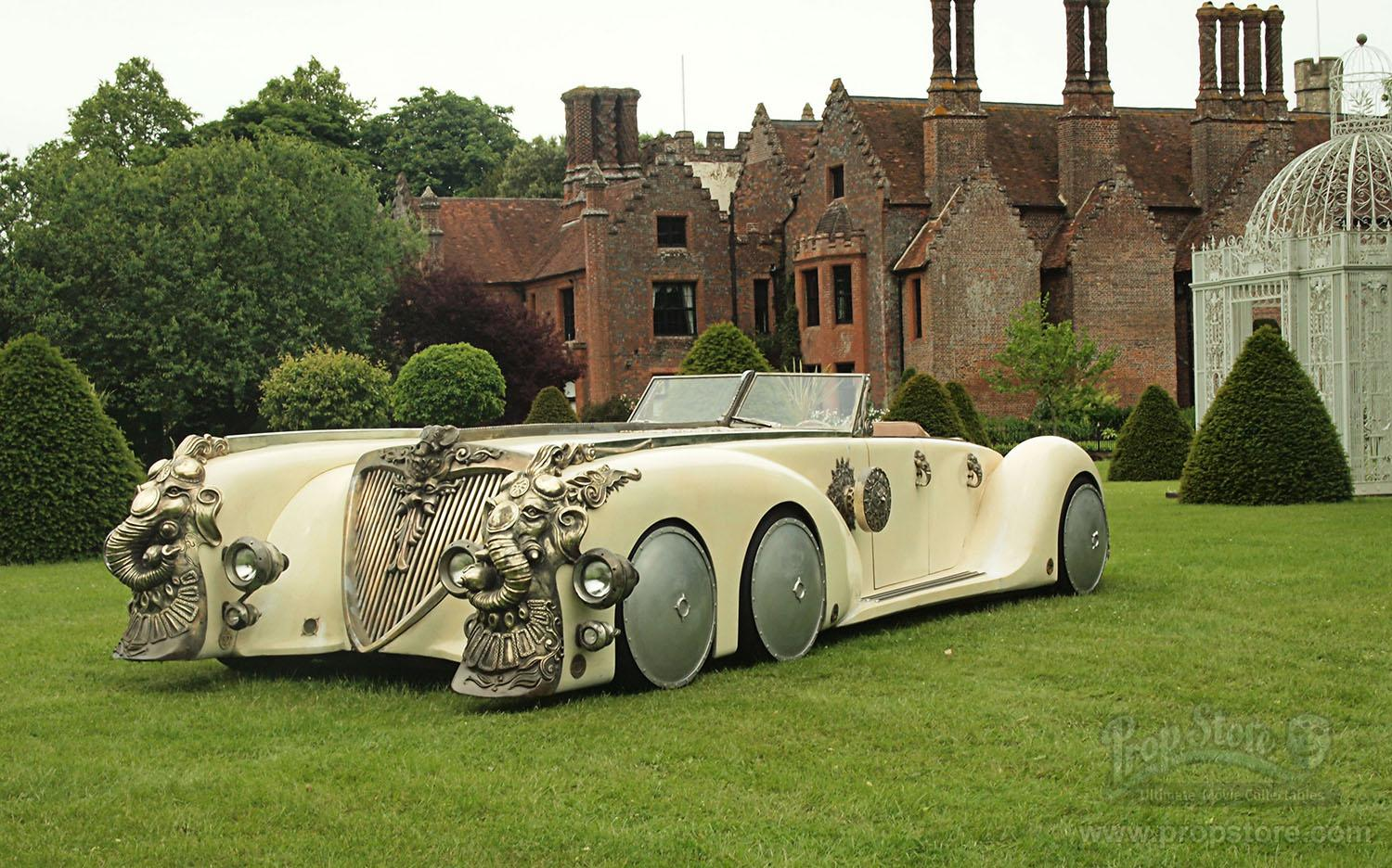 Car Auctions Ny >> The Nautilus Car – Prop Store - Ultimate Movie Collectables