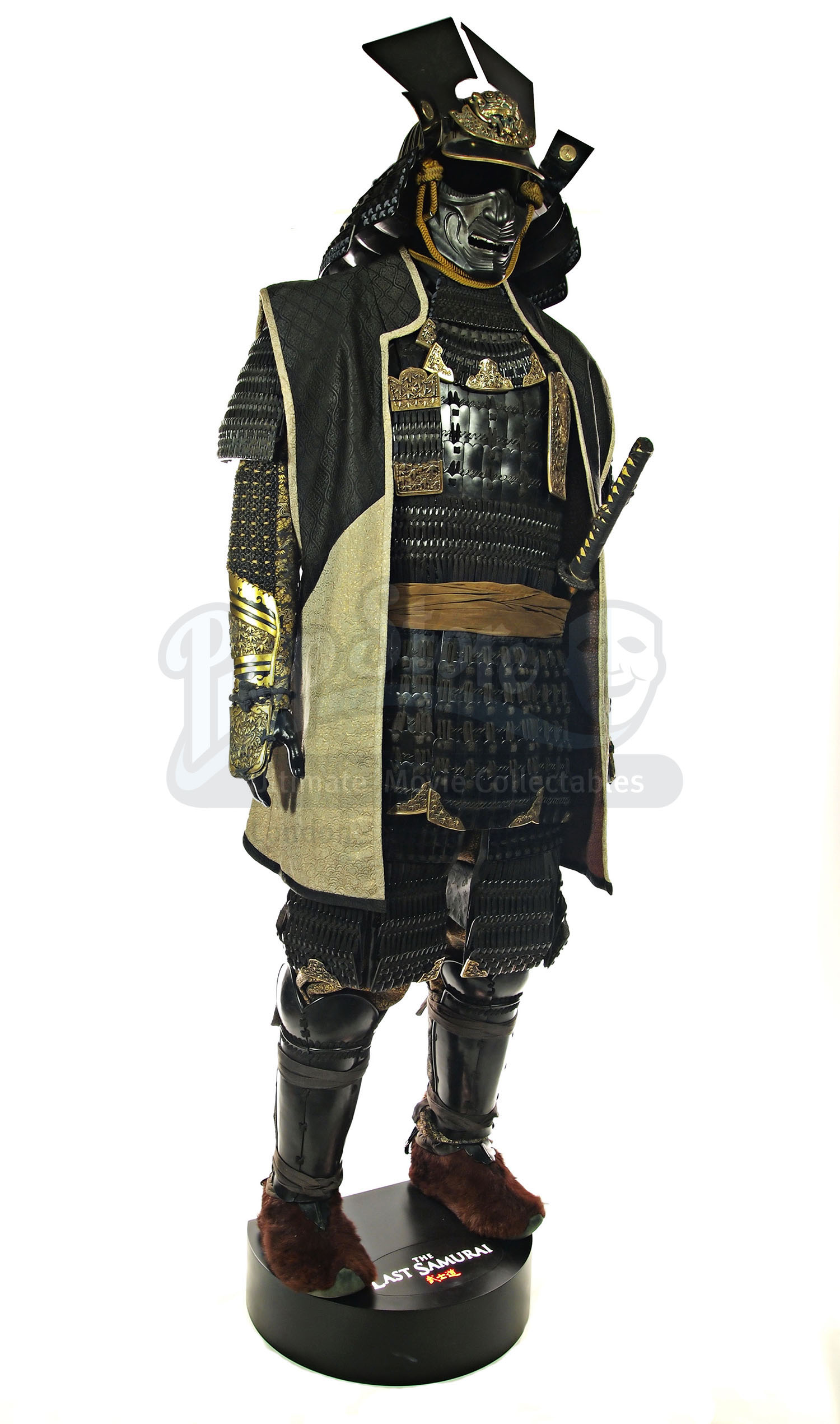 Katsumoto's Armour – Prop Store - Ultimate Movie Collectables
