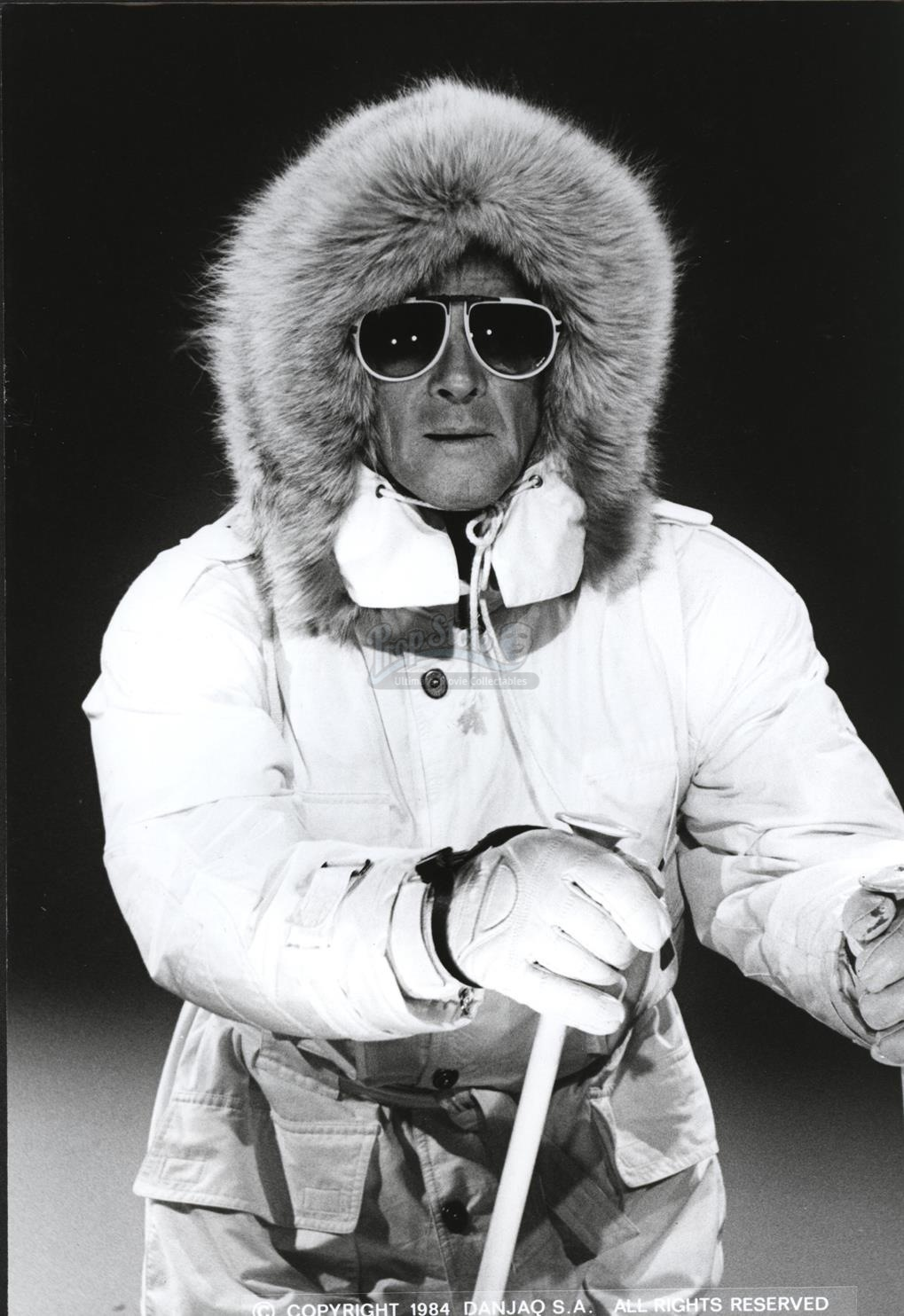 A View To A Kill 1985 James Bond S Roger Moore Ski
