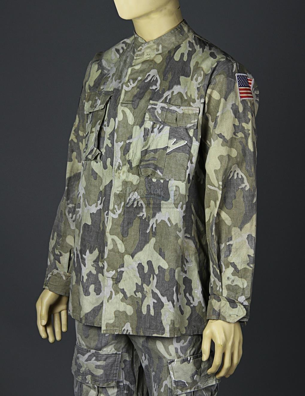 ?. Lot # 4. Male Colonial Marine Uniform & ALIENS (1986) - Male Colonial Marine Uniform - Current price: £1600