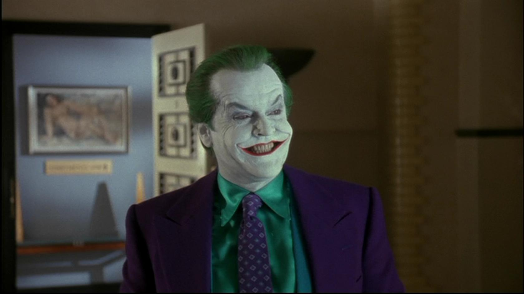 Jim Carrey Joker
