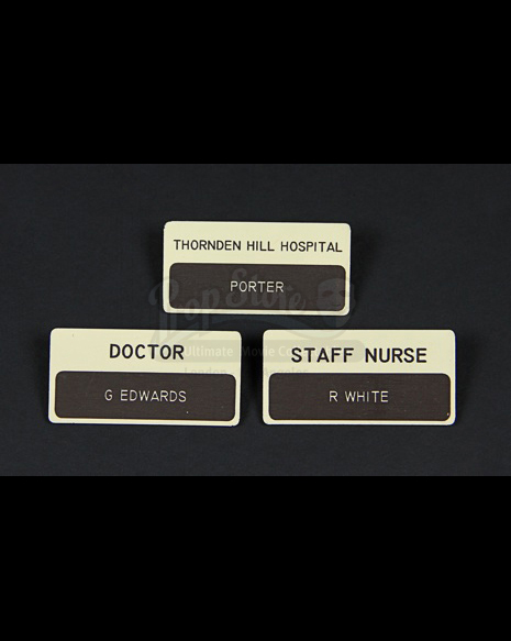 RUSH – Thorden Hospital Badges (RP098) - Current price: £25