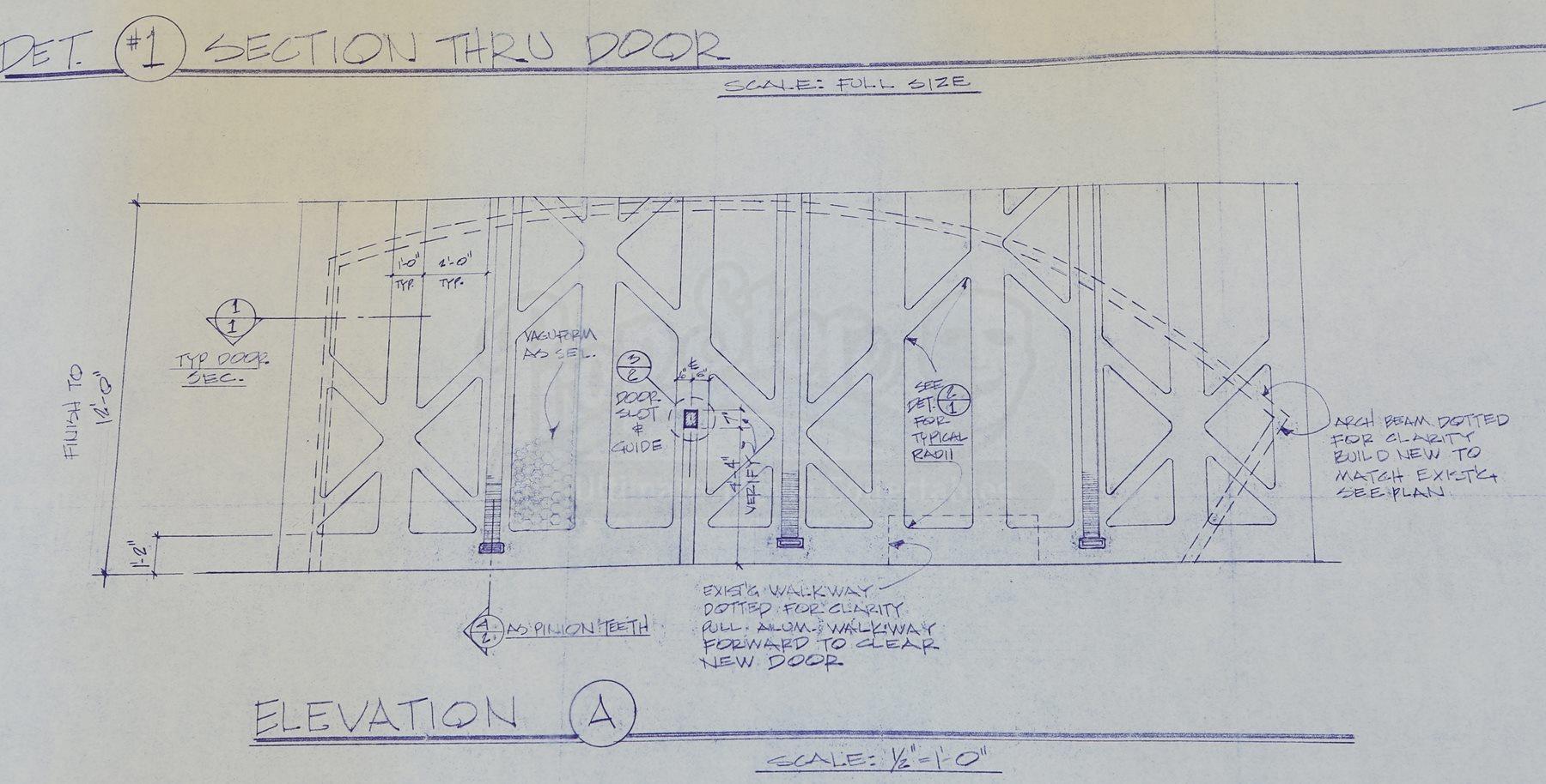 Star trek ii the wrath of khan uss enterprise ncc 1701 for Blueprint cost