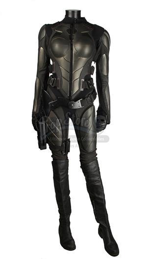 G I Joe The Rise Of Cobra 2009 Scarlett Ambush Liquid Armour Costume Current Price 3000