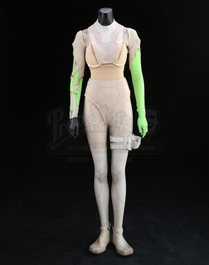 Scarlett Johansson S Thermoptic Bodysuit From Ghost In The Shell Among The Many Costumes Up For Auction