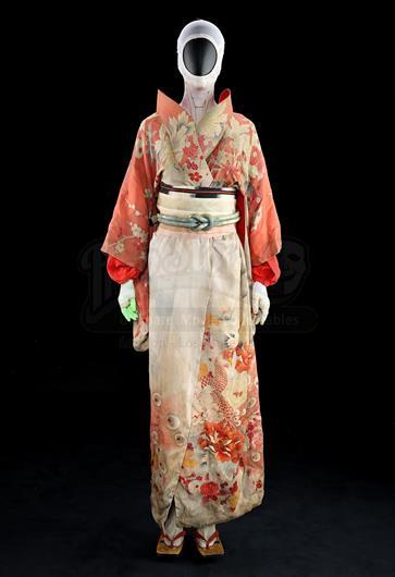 Kuze Geisha Kate Venables Costume Current Price 2300