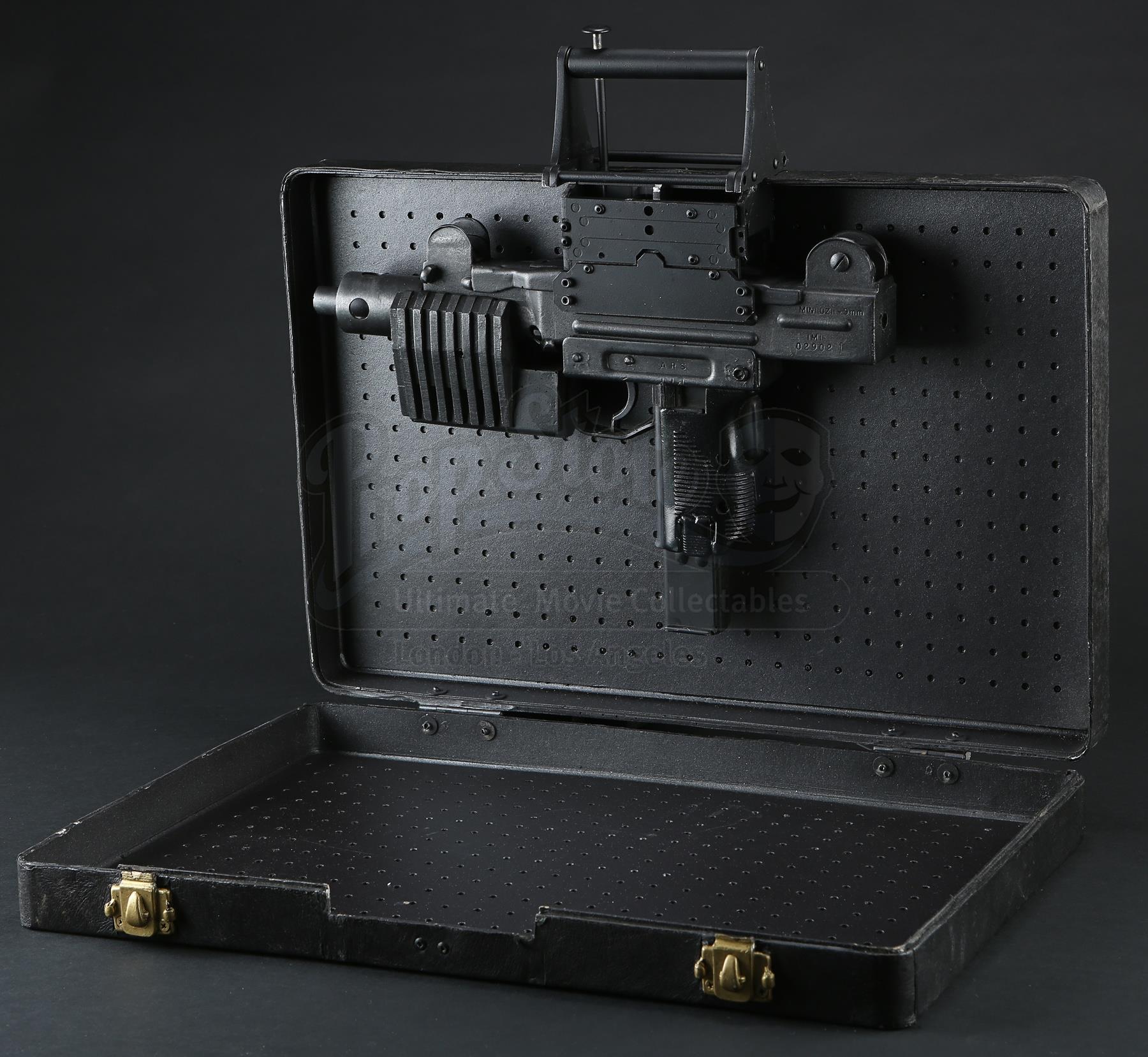 Maciej Hotel Yakuza Briefcase Mini Uzi Current Price 700