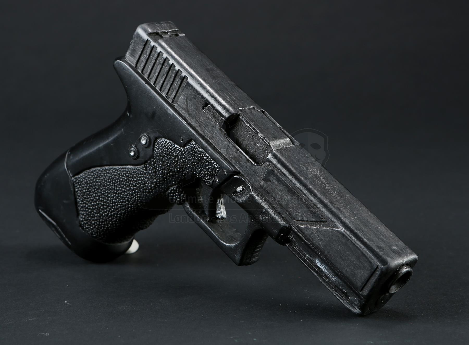 Section 9 Glock Pistol - Current price: $250