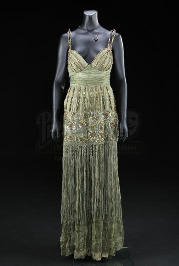 Zaya's Coronation Dress and Horus Necklace - Current price