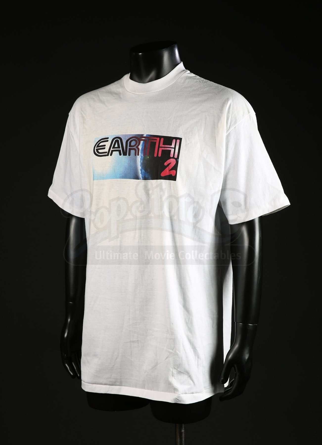 Earth 2 1994 1995 Crew T Shirt Current Price 10