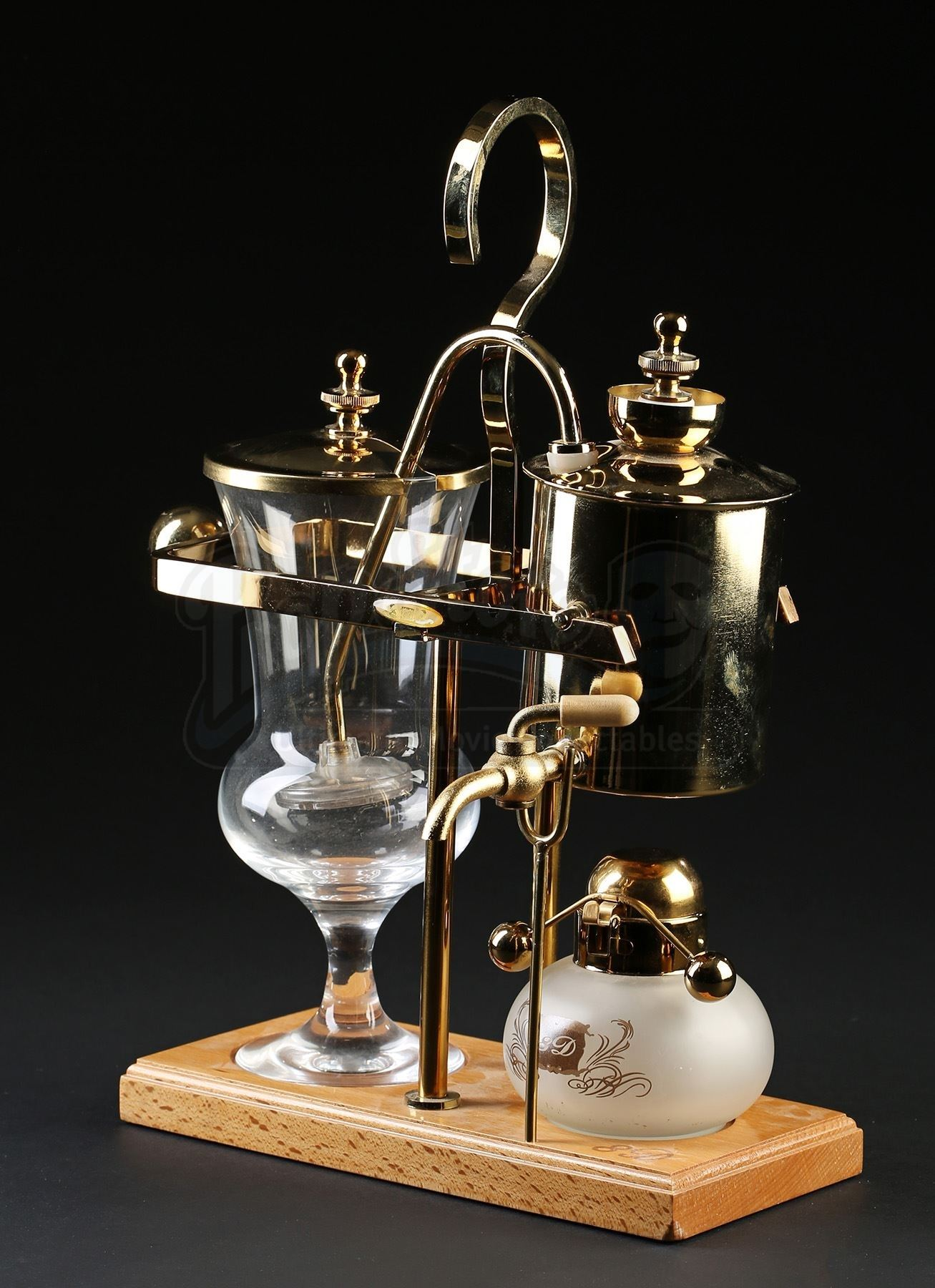 SEASONS 1 AND 2Hannibal Lecter s (Mads Mikkelsen) Belgium Royal Coffee Maker - Current price: USD 1600