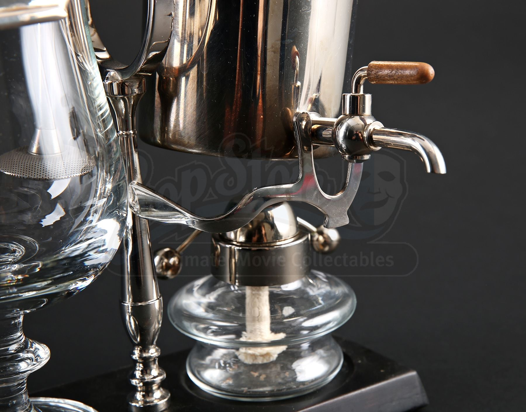 SEASONS 1 AND 2Hannibal Lecter s (Mads Mikkelsen) Royal Coffee Maker - Current price: USD 3750