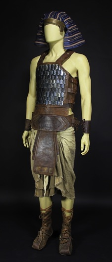 Exodus Gods And Kings 2014 Egyptian Palace Guard Costume Current Price 700