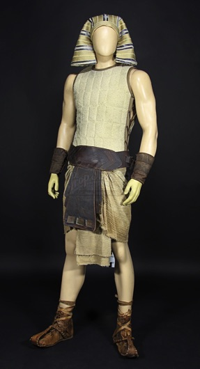 Exodus Gods And Kings 2014 Egyptian Infantry Costume Current Price 400
