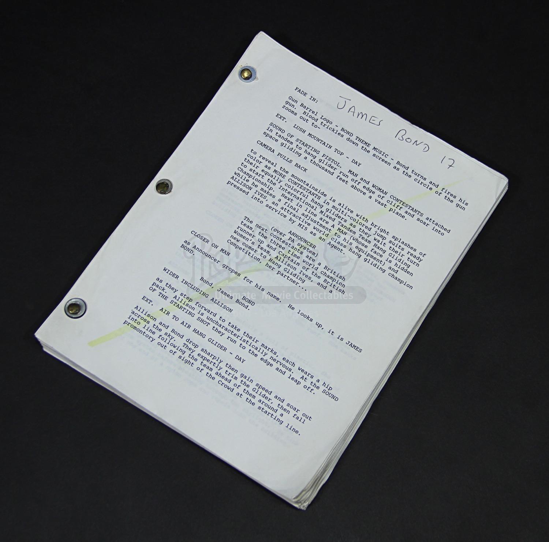 Skyfall Script Pdf