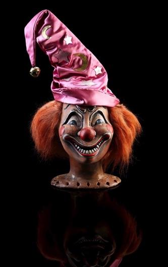 Poltergeist 1982 Evil Clown Head Current Price 7500