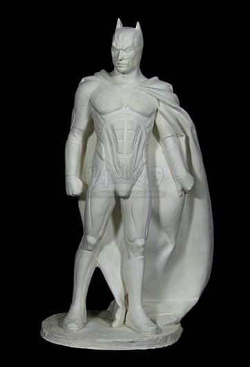 Batman Begins Batsuit Concept Art
