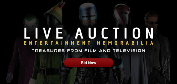 Cosplay movie prop auction cosplay dallas makerspace talk for How to bid at a live auction