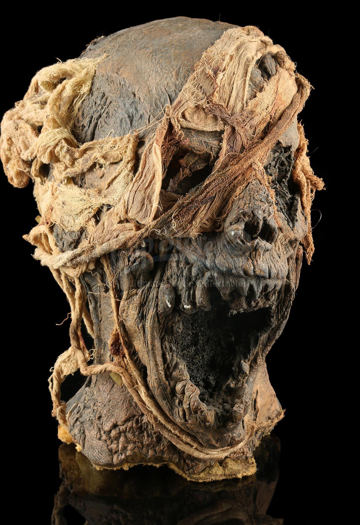 MUMMY, THE (1999) - Screaming Mummy Head - Current price ...