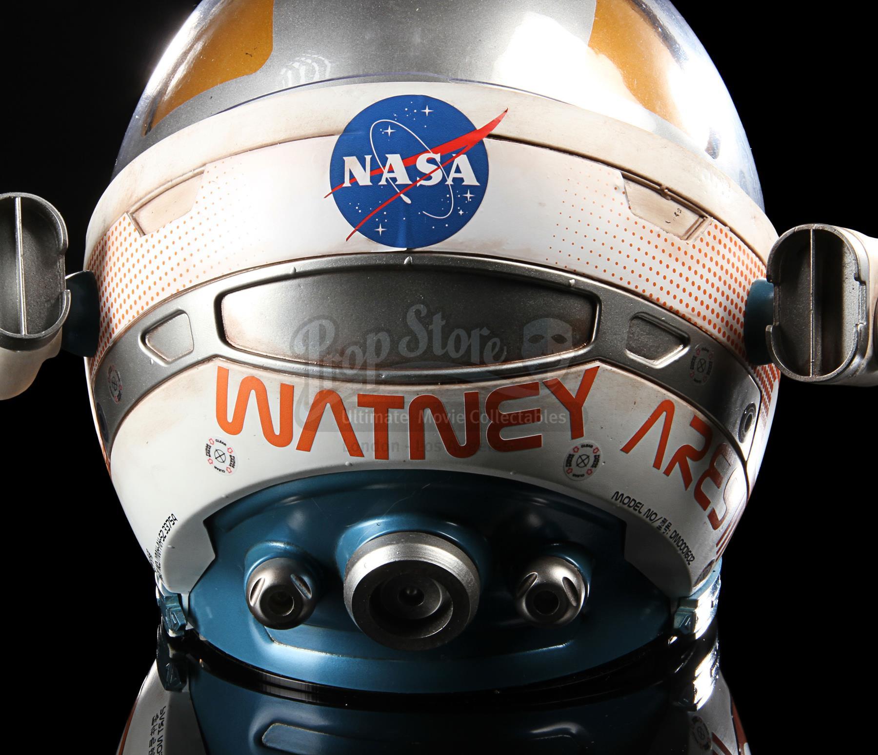 MARTIAN, THE (2015) - Ares III Replica Helmet - Current ...