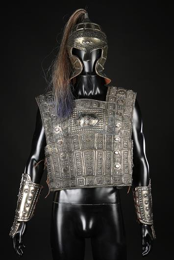 TROY (2004) - Hector's (Eric Bana) Armour - Current price: £7500