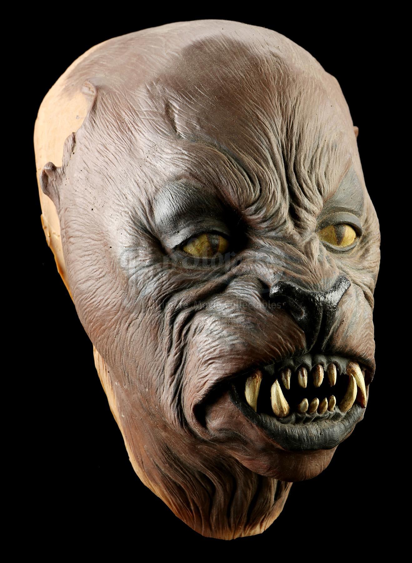 Michael Jackson Thriller Werewolf Mask MICHAEL JACKSON: THRIL...