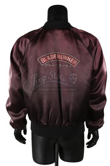 Blade Runner 1982 Crew Jacket Current Price 500