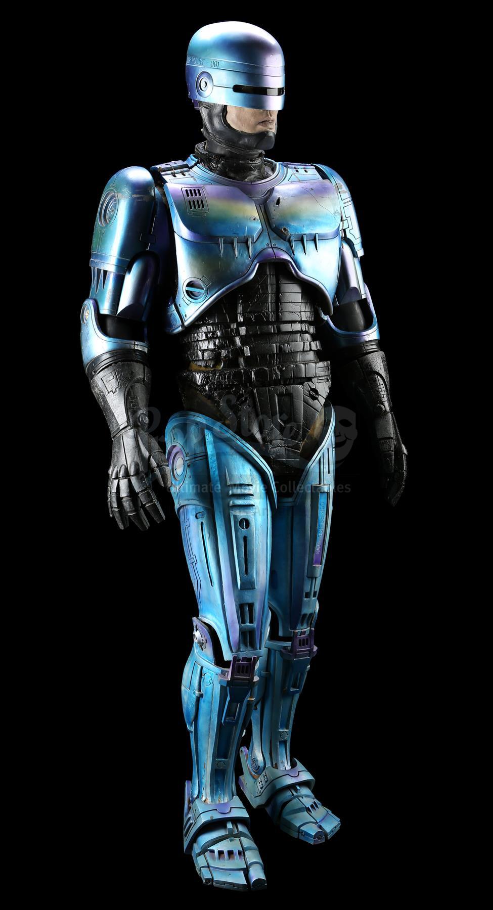 robocop 2 1990 robocops peter weller costume