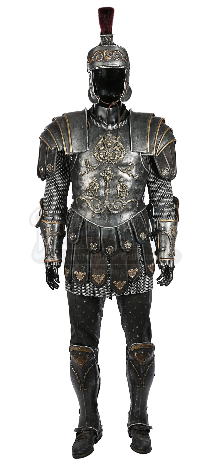 King Arthur 2004 King Arthur S Clive Owen Suit Of Armour Current Price 6000