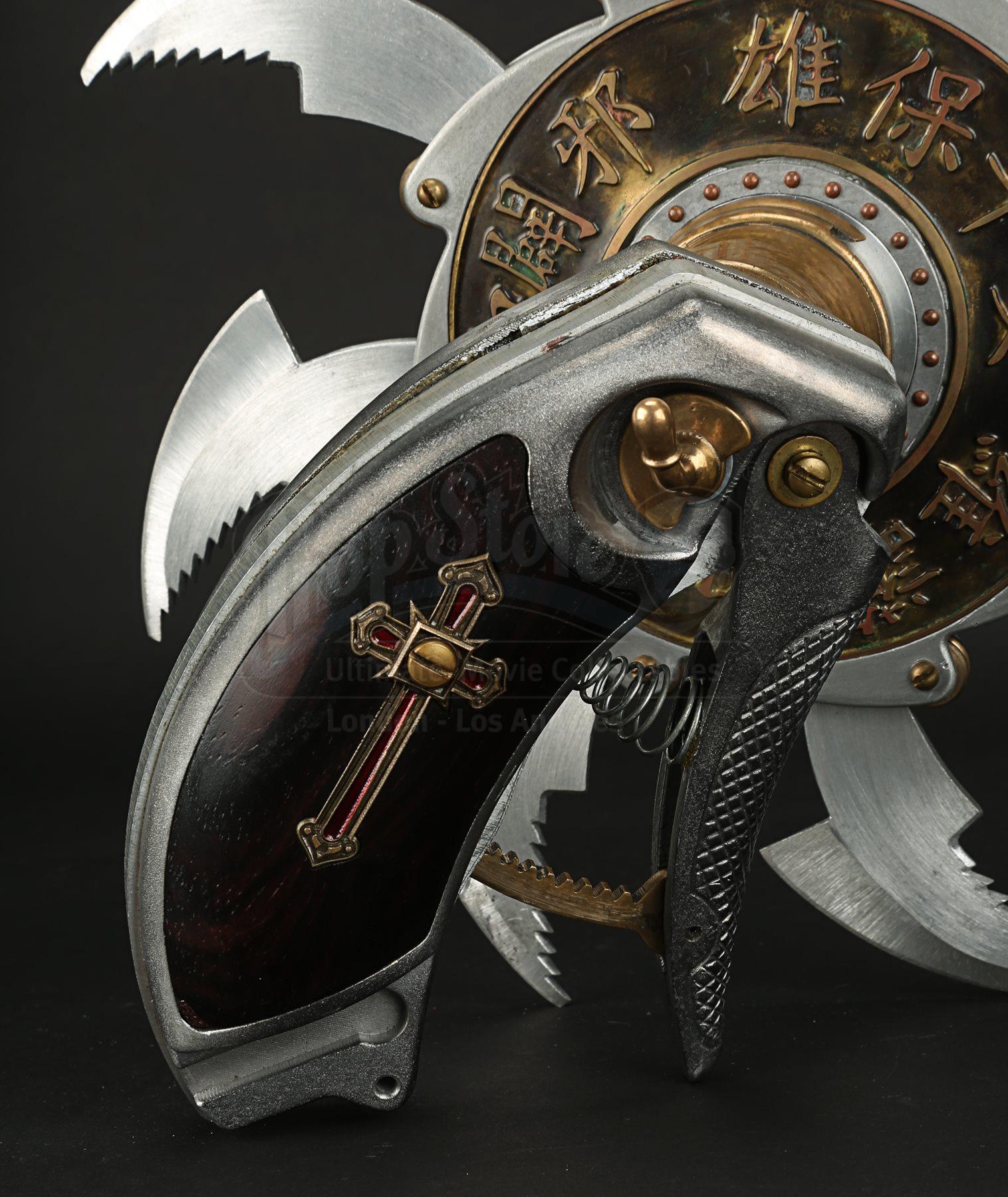 Van Helsing Tojo Blade