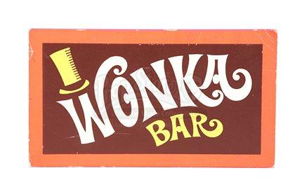 Willy Wonka And The Chocolate Factory 1971 Wonka Bar