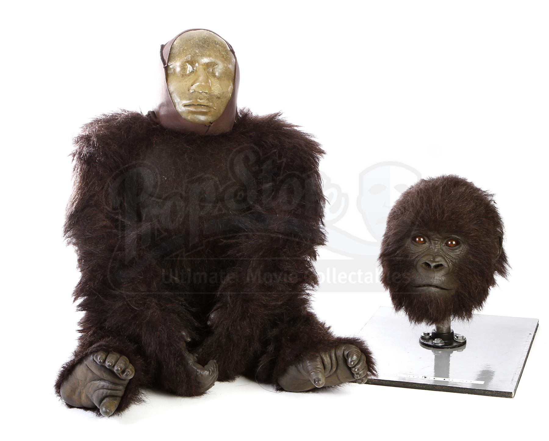 mighty joe young 1998 animatronic baby joe verne