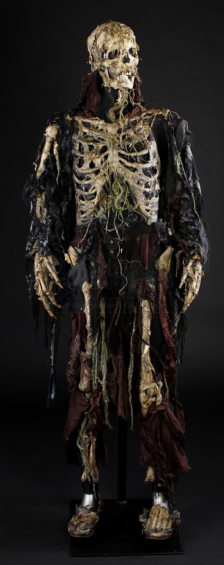 The Haunted Mansion 2003 Zombie Jeremy Gilbreath Costume Current Price 4250