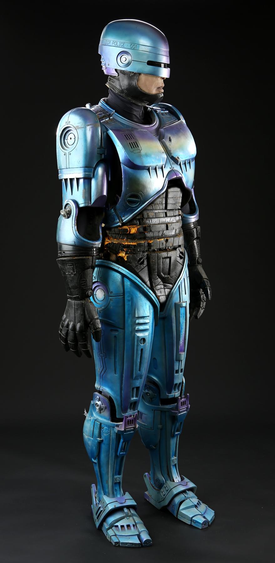 robocop 2 robocop�s peter weller costume current