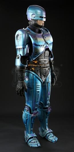 Robocop 2 Robocops Peter Weller Costume Current Price 30000