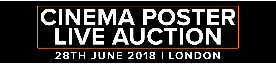Cinema Poster Auction