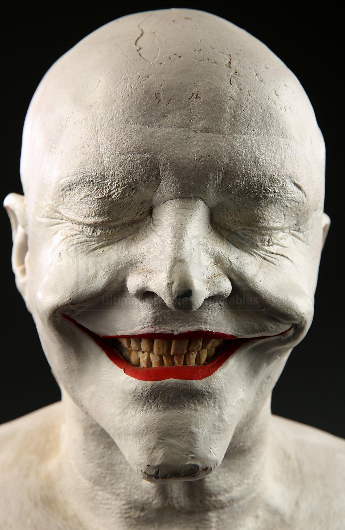 The Joker Jack Nicholson No Makeup Makeup Nuovogennarino - Joker-no-makeup-ics