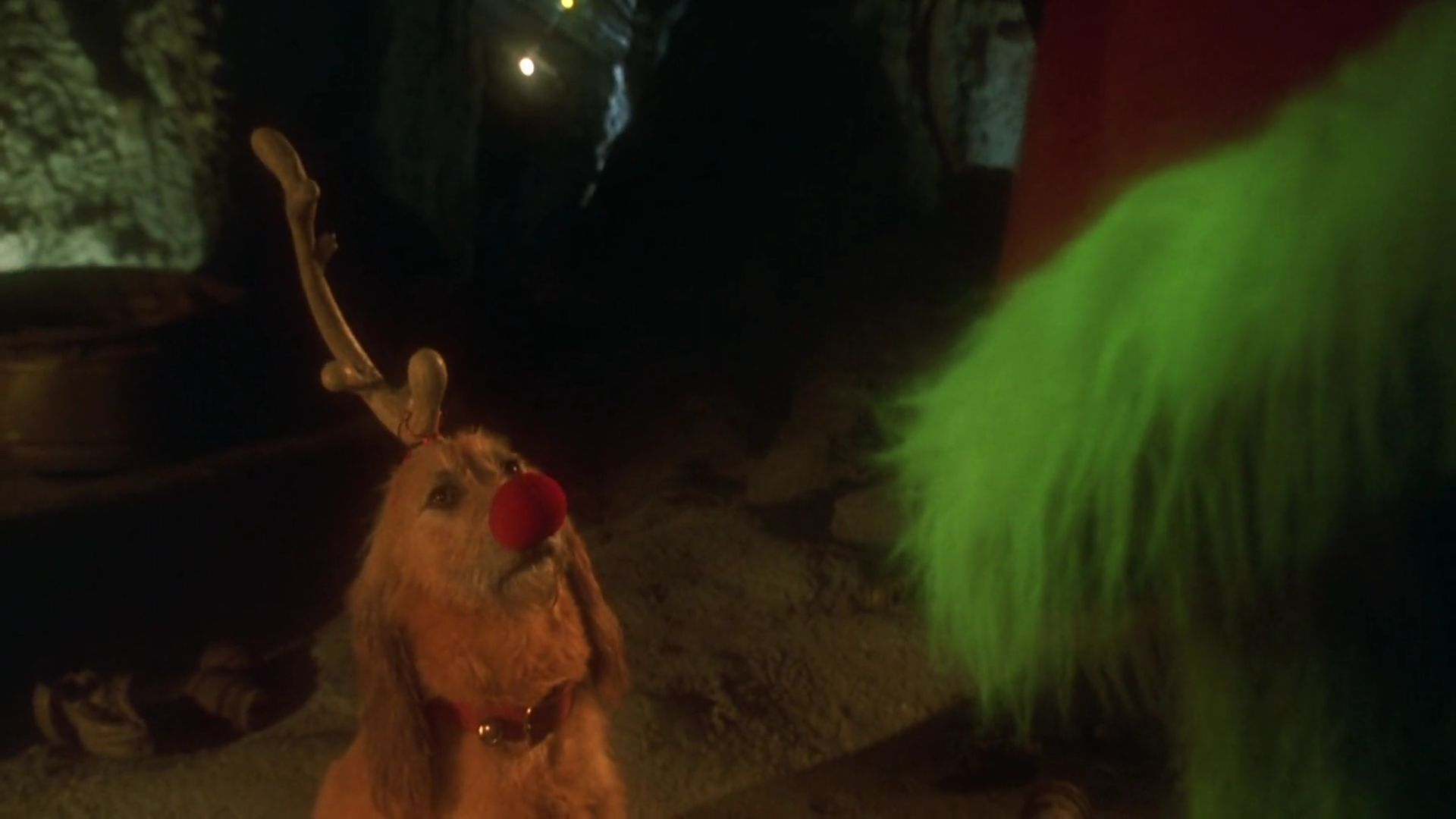 HOW THE GRINCH STOLE CHRISTMAS (2000) - Prototype Max the ...