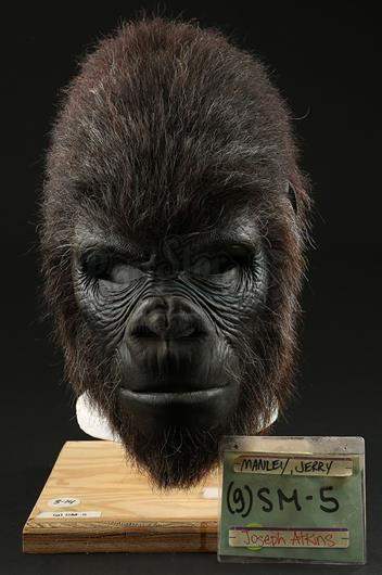 Planet Of The Apes 2001 Adult Gorilla Mask Current