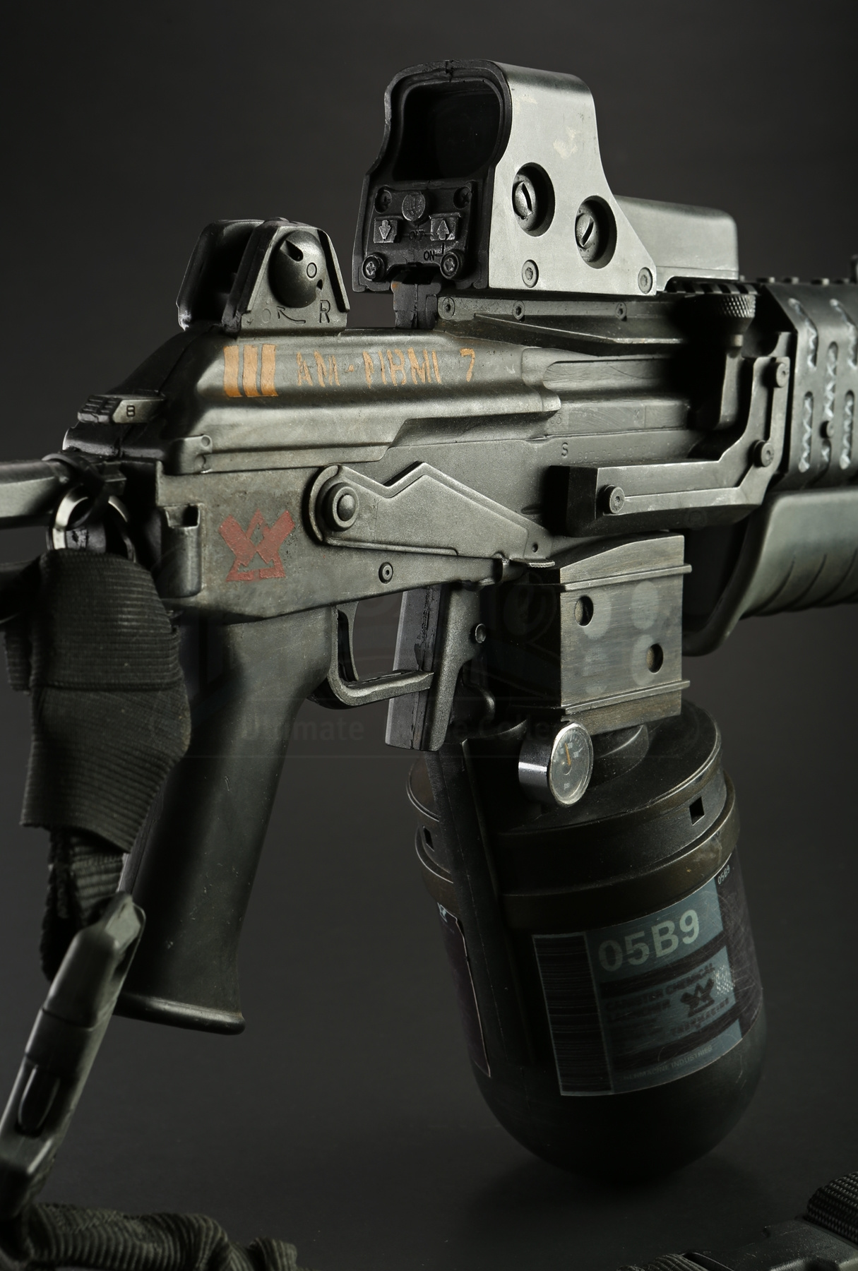 Terminator Genisys: Future Guerrilla Plasma Gun - Current ...
