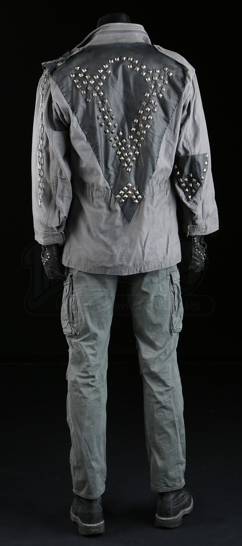 Pre-Sell Terminator Movie Licensed T-Shirt #1