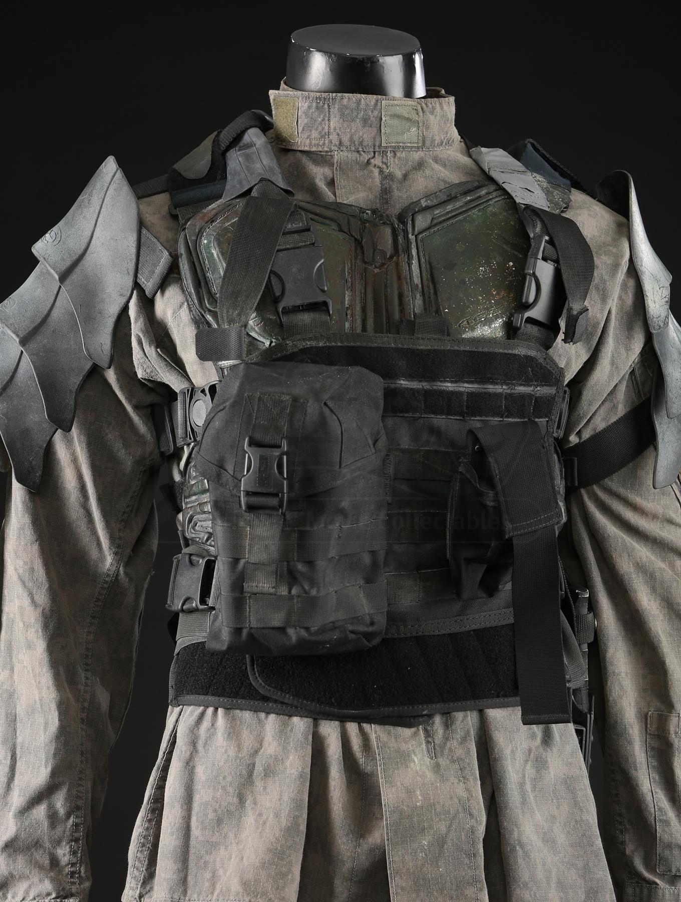 Terminator Genisys: Future Guerilla Soldier Fatigues and ...