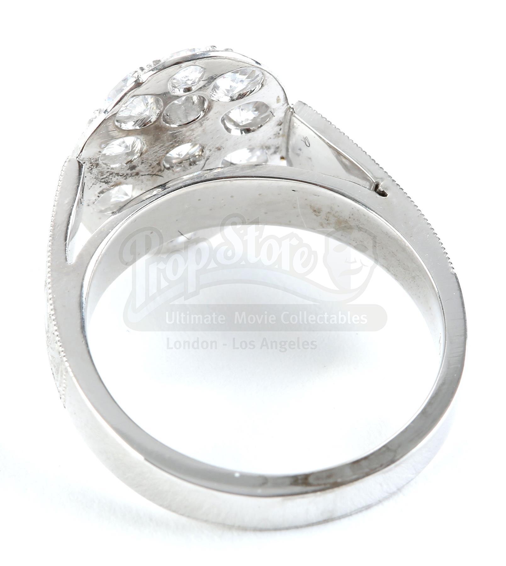 Lot #: 323. Bella Swanu0027s Alternate Engagement Ring