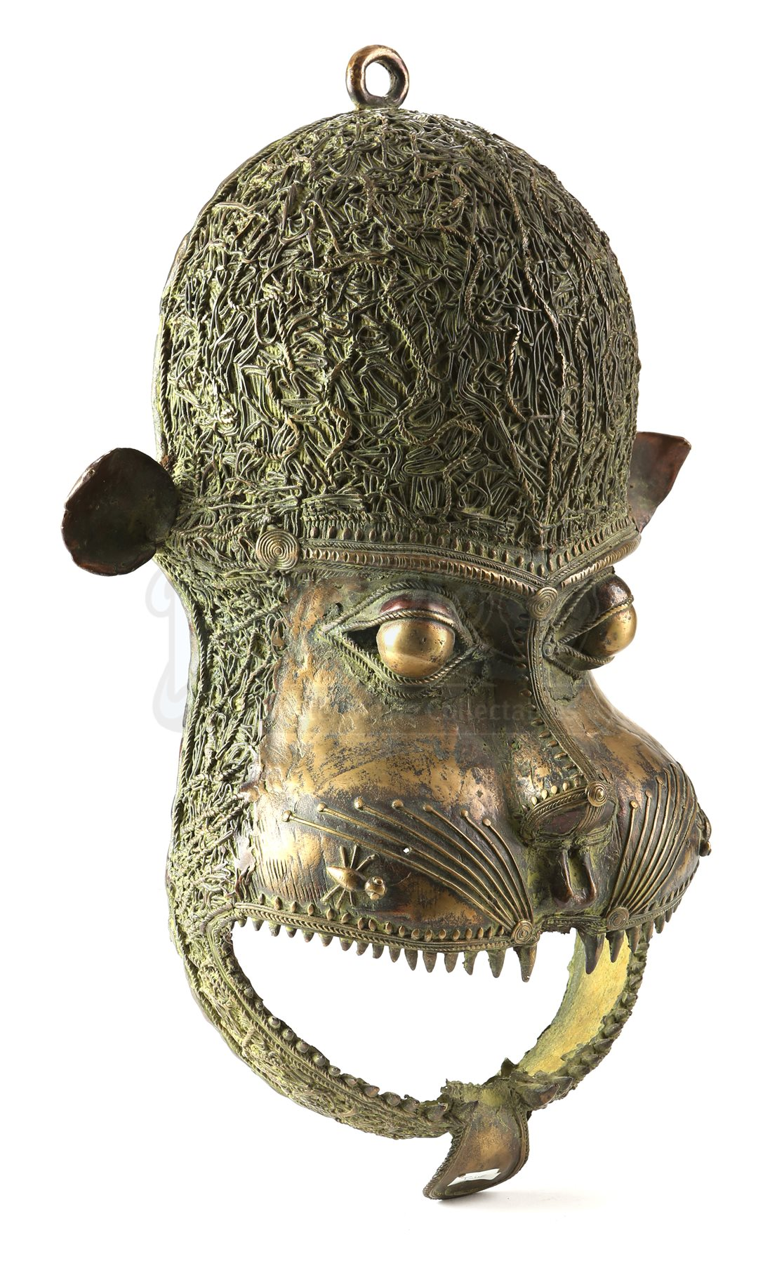 Cullen house brass monkey mask current price 550 for Twilight house price