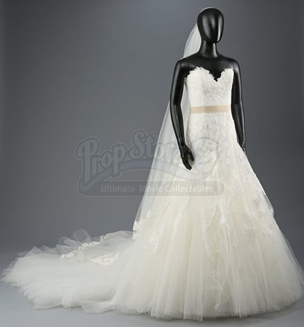Lot 489 Bella Swans Nightmare Wedding Dress