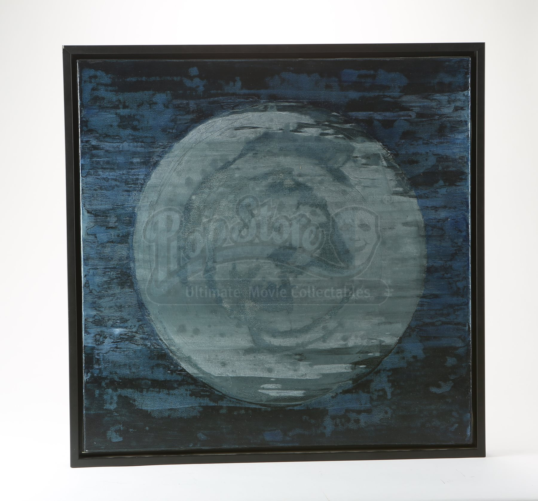 Cullen House Full Moon Painting Current Price 1600