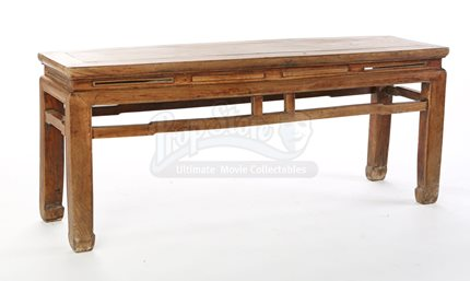 Cullen house wood coffee table current price 900 for Twilight house price