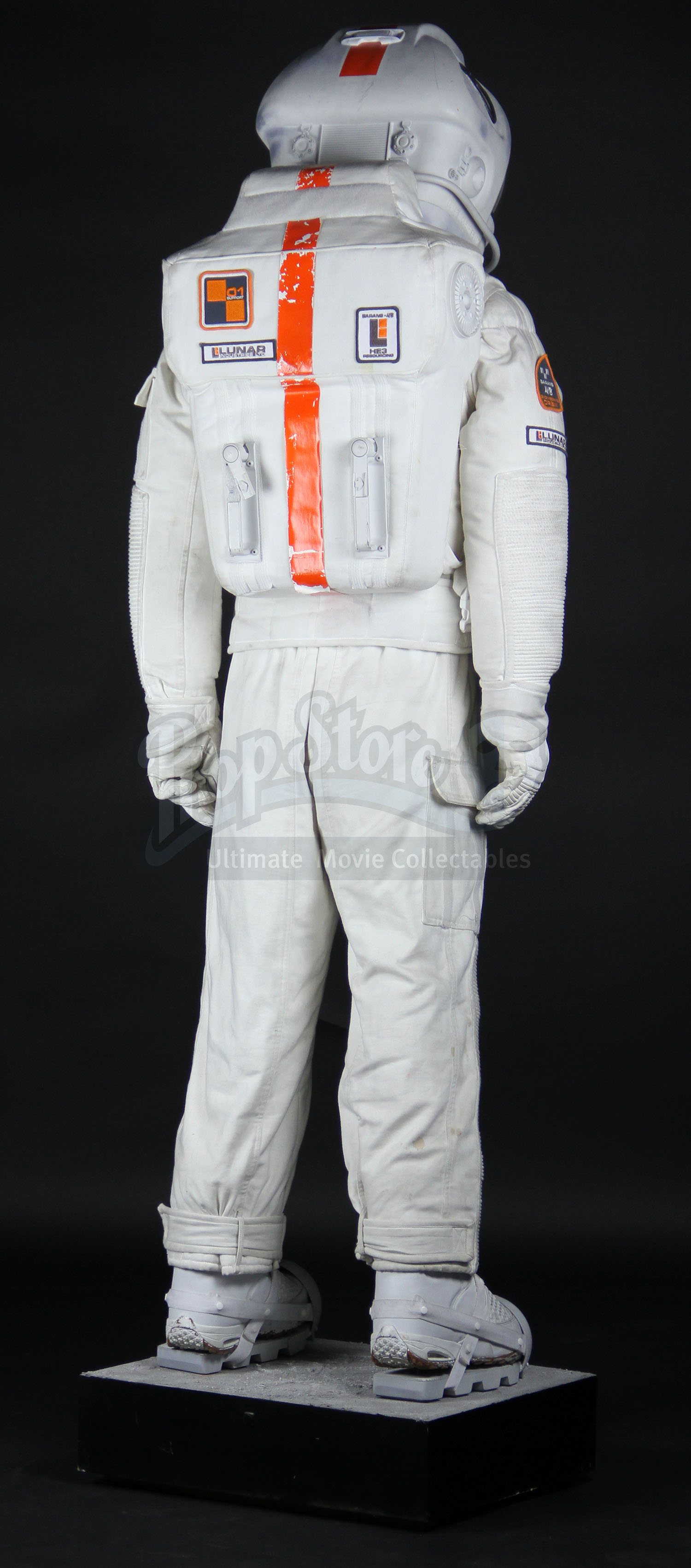 Sam Rockwell's Space Suit – Prop Store - Ultimate Movie ...