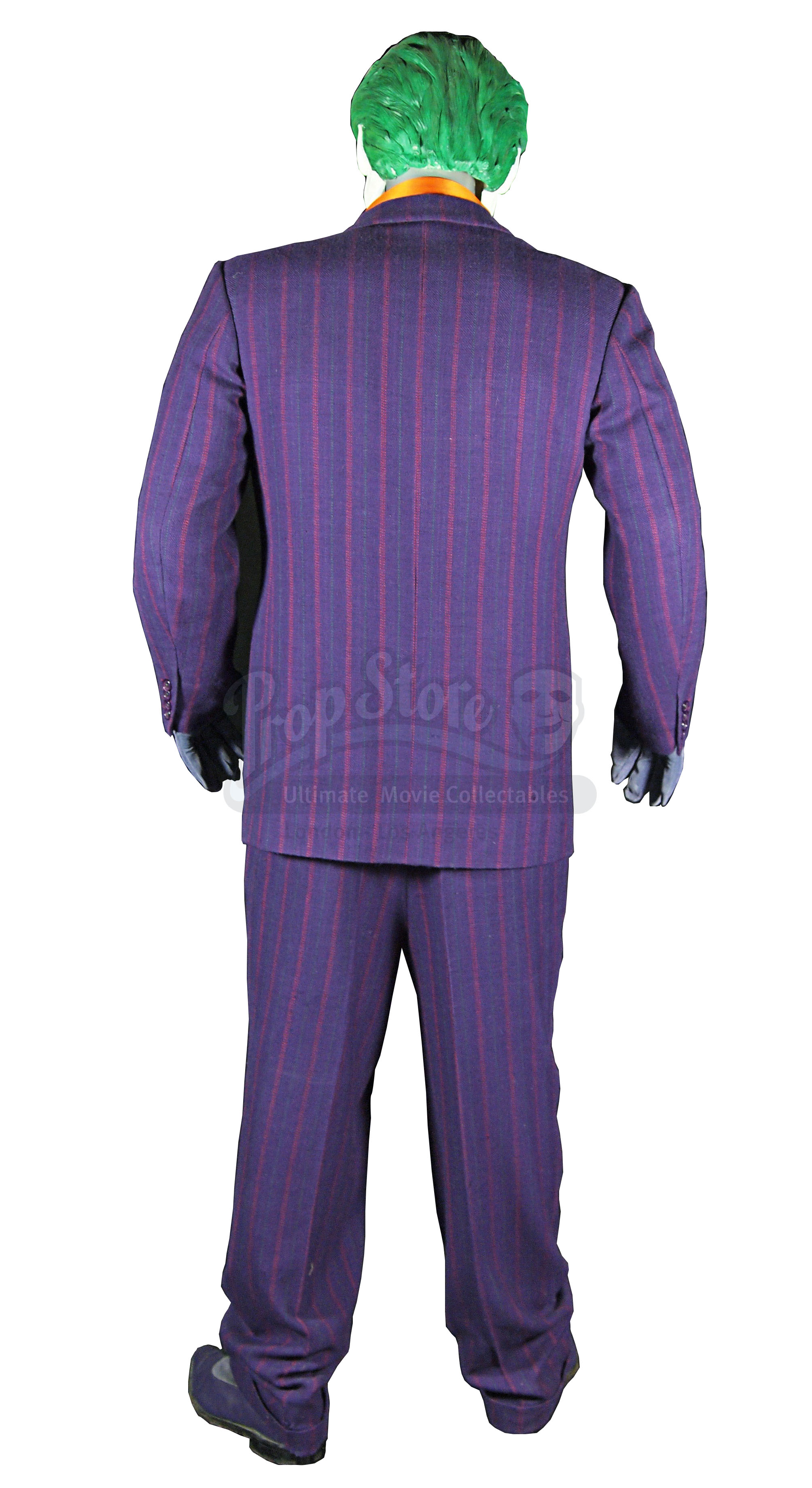 joker costume � prop store ultimate movie collectables
